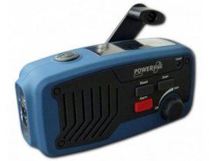 ECO friendly 5 in 1 radio
